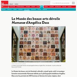 Le Musée des beaux-arts dévoile Humanæ d'Angélica Dass