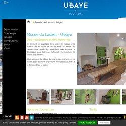Musée Des Montagnes et des Hommes - Lauzet-Ubaye