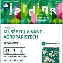 MUSÉE DU VIVANT - AGROPARISTECH