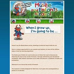 Musée pour enfants de Laval