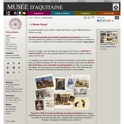 Musée Goupil Bordeaux