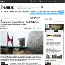 Le musée Guggenheim : l'effet Bilbao