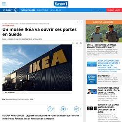 Un musée Ikéa va ouvrir ses portes en Suède