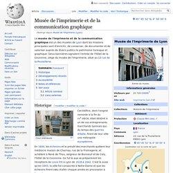 Musée de l'Imprimerie (Lyon)