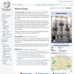 Musée Lénine