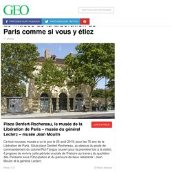 MUSEE DE LA RESISTANCE DE PARIS
