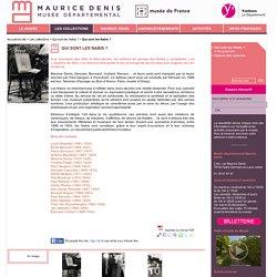 Musée Maurice Denis - Qui sont les Nabis ?