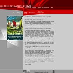 Musée des arts et métiers : les trois révolutions du livre