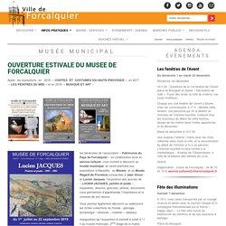 Musée municipal - Forcalquier