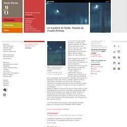 Le mystère et l'éclat. Pastels du musée d'Orsay