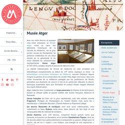 Musée Atger - Université de Montpellier