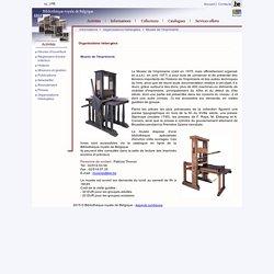 Muséee de l'Imprimerie
