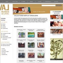 Musees de Laval » Collections Naïfs et Singuliers