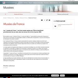Musées de France - Musées