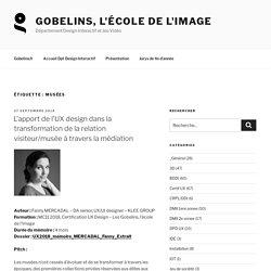 Musées – GOBELINS, l'école de l'image