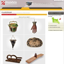 Musées de Basse-Normandie / Collections