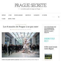 Les 6 musées de Prague à ne pas rater
