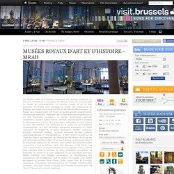 Musées royaux d'Art et d'Histoire - MRAH