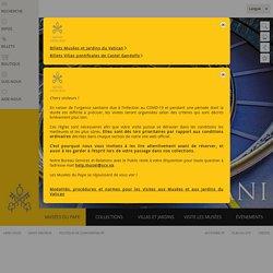 Musées du Vatican – Site officiel