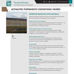 Musées de France en Visite virtuelle - TousLesMusées