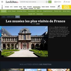 Les musées les plus visités de France, Diaporamas
