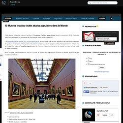 10 Musées les plus visités et plus populaires dans le Monde