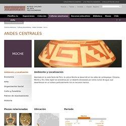 Museo Chileno de Arte Precolombino » Moche