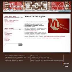 Museo de la Lengua