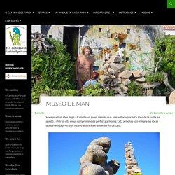 Museo de Man - O Camiño dos Faros