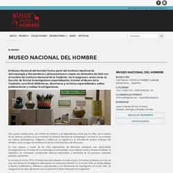 Museo Nacional del Hombre