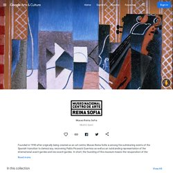 Museo Reina Sofia, Madrid, Espagne — Google Arts & Culture
