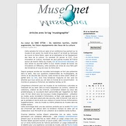 muséographie