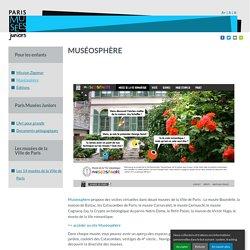 Paris Musées Juniors