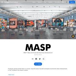 MASP - Museu de Arte de São Paulo Assis Chateaubriand, São Paulo, Brazil
