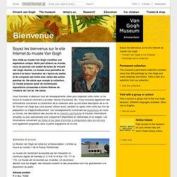 Soyez les bienvenus sur le site Internet du musée Van Gogh