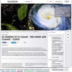 Le Muséum et le climat - The MNHN and Climate - COP21