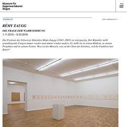 Museum für Gegenwartkunst Siegen