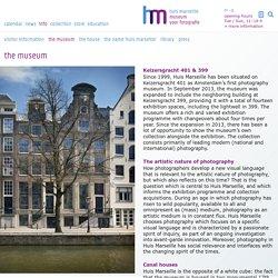 Huis Marseille Museum