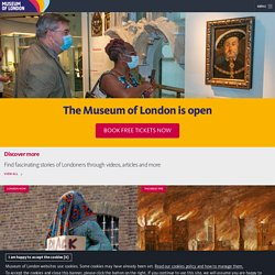 Museum of London - English