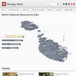 Museums & Sites « Heritage Malta