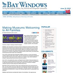 Making Museums Welcoming to All Families - Bay Windows