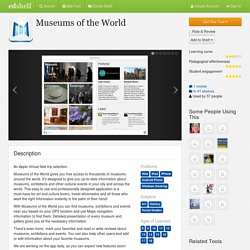 Museums of the World Reviews