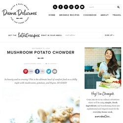 Mushroom Potato Chowder