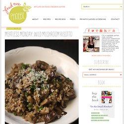 Mushroom Risotto Recipe - Vegetarian and Gluten-Free
