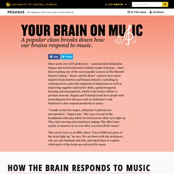 Music and the Brain: What Happens When You're Listening to Music