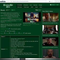 Music - Breaking Bad Wiki