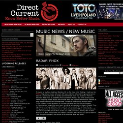 Music News / New Music - Direct Current