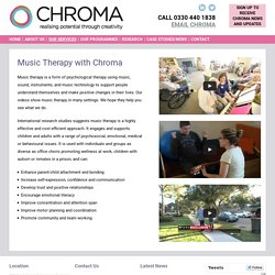 Music Therapy - Chroma