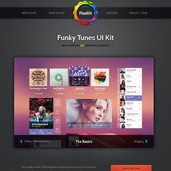 Music UI Kit