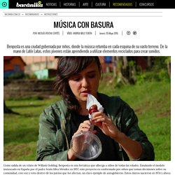 MÚSICA CON BASURA